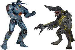 Pacific Rim - Gipsy vs. Knifehead 2 Pack