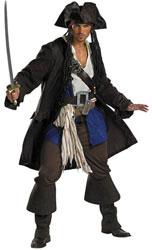 Пираты Карибского Моря - Костюм Капитана Джека Воробья (Medium 52)