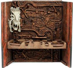 Фигурка Predator 2 - Trophy Wall (Diorama)