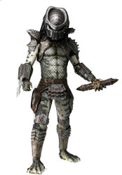 Predator 2 - Warrior 1/4