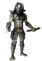 Фигурка Predator 2 - Warrior 1/4