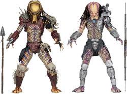 Predator -  Bad Blood vs Enforcer Predator (Ultimate 2-Pack )