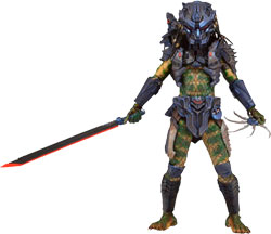 Фигурка Predator - Battle Armor Lost Predator