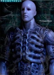 Фигурка Prometheus - Engineer Pressure Suit