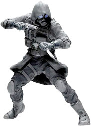 Resident Evil: Operation Raccoon City - Vector