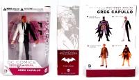 Batman - Two-Face (By Greg Capullo DC Designer)
