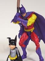 Batman - Batman Unlimited Planet-X