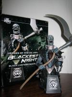 Blackest Night - Black Lantern Nekron Bust (Heroes Of The DC Universe)