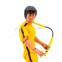 Bruce Lee - in Yellow Jumpsuit