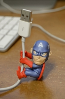 Captain America - Captain America (Scalers Mini Figure)