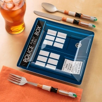 Doctor Who - Cutlery Set (12 pieces)
