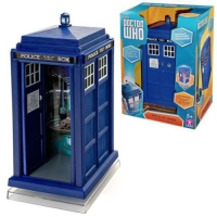 Doctor Who - Spin TARDIS with Lights & Sounds