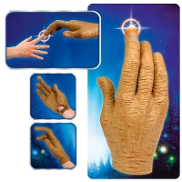The Extra-Terrestrial - E.T. Hand With Light-Up Finger