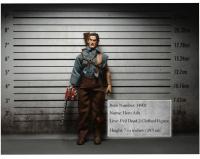 "Evil Dead 2 - Hero Ash 8"""
