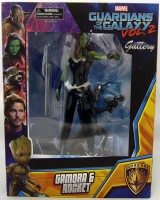 Guardians of the Galaxy 2 - Gamora & Rocket (Statue)