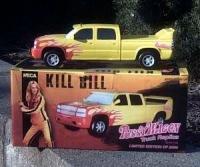 Kill Bill - Pussy Wagon Truck (Replica)
