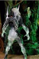 Predator 2 - Falconer Predator Mid-Cloaked