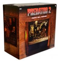 Predator 2 - Trophy Wall (Diorama)