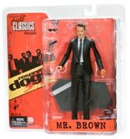 Reservoir Dogs - Set MR. BROWN
