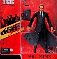 Reservoir Dogs - Set MR. PINK
