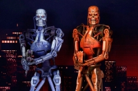 Robocop vs. Terminator - Endoskeleton (2 Pack)