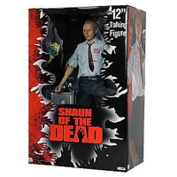 "Shaun of the Dead 12"" with Sound"