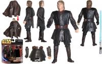 Star Wars - Anakin Skywalker Changes to Darth Vader Ep3