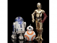 Star Wars - C-3PO & R2-D2 With BB-8 (Statue Pack) 1/10