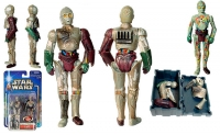 Star Wars - C-3PO with Removable Panels Ep2