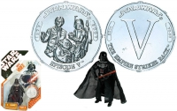 Star Wars - Darth Vader with Coin Ep5