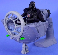 Star Wars - Gunner Stations Tie Fighter with Darth Vader
