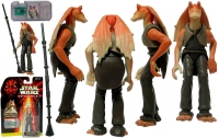 Star Wars - Jar Jar Binks / Qui-Gon Jinn (Figure Collector 2-Pack) Ep1