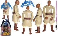 Star Wars - Mace Windu Force Combat Ep3