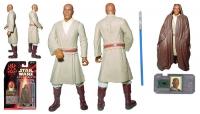 Star Wars - Mace Windu With Jedi Cloak Episode 1