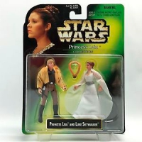 Star Wars - Princess Leia and Luke Skywalker (Ceremonial)