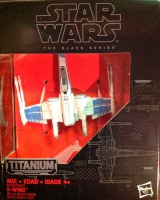 Star Wars - Resistance X-Wing (Black Series)
