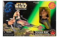 Star Wars - Speeder Bike With Luke Skywalker Ep6