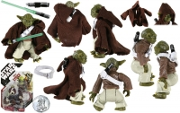 Star Wars - Yoda & Kybuchl with Coin Star Wars - Yoda & Kybuchl with Coin