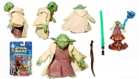Star Wars - Yoda with Force Action Ep2