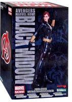 The Avengers - Black Widow (Statue) 1/10