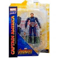 The Avengers Infinity War - Captain America