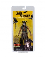 The Lone Ranger - Tonto with Bird Cage