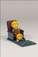 The Simpsons Movie - Lisa & Maggie