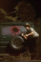 The Texas Chainsaw Massacre - Sherriff Hoyt