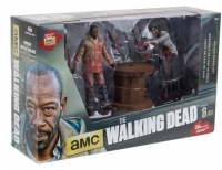 The Walking Dead - Morgan with Impaled Walker (Deluxe Box)