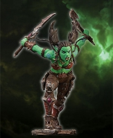 World of Warcraft Series 7 - Orc Rogue: Garona