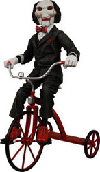 SAW - Billy the Puppet on Tricycle 12