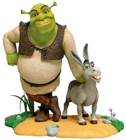 Shrek 2 - Shrek and Donkey