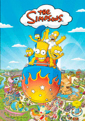 Фигурка The Simpsons - Krustyland