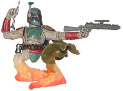 Фигурка Star Wars - Boba Fett (Bust-Ups)